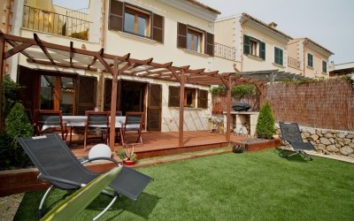 Townhouse for Sale in Calvia Village, Balearic Islands, Spain