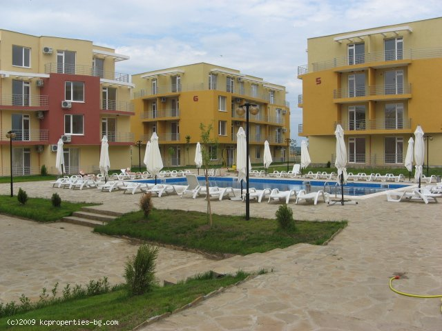 Studio for Sale in Sunny Beach, Burgas, Bulgaria