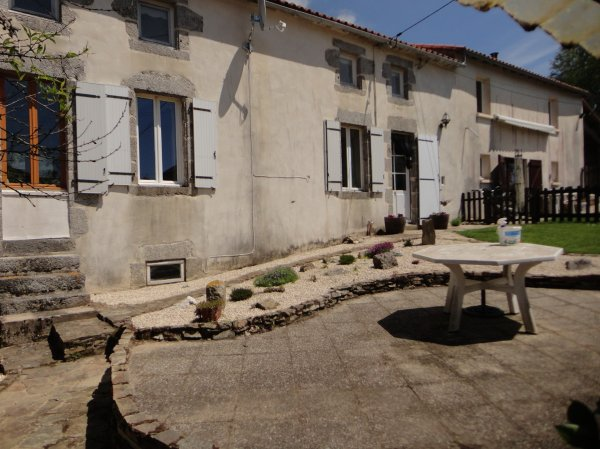 House for Sale in L'absie, Poitou-Charentes, France