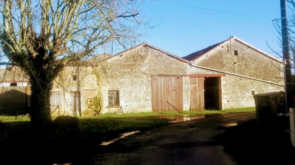 Farm for Sale in Genouille, Poitou-Charentes, France