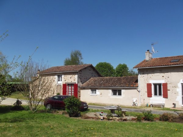 Country House for Sale in Forges, Poitou-Charentes, France