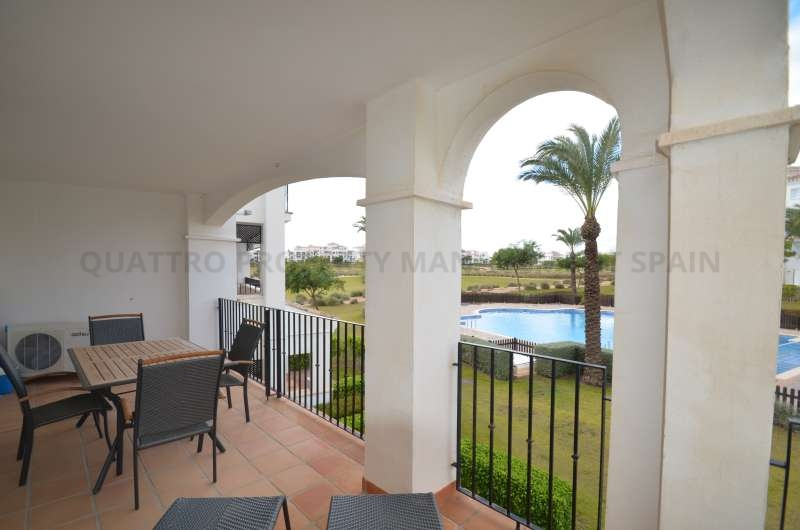Apartment for Sale in Hacienda Riquelme Golf Resort, Murcia, Spain