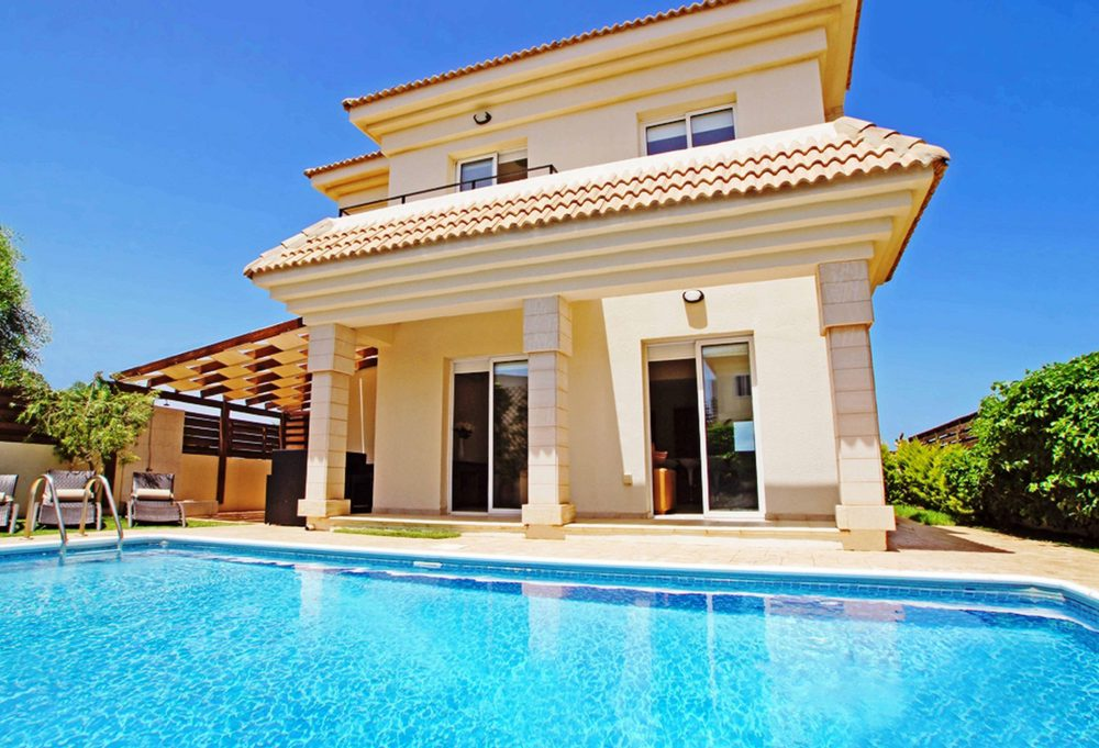 Villa for Sale in Kapparis, Cyprus