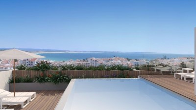 Penthouse for Sale in Lagos, Portugal