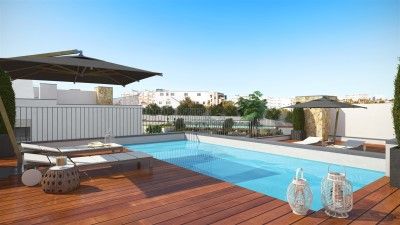 Townhouse for Sale in Albufeira, Portugal