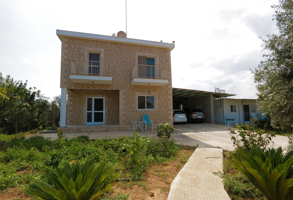 Villa for Sale in Vrysoulles, Cyprus