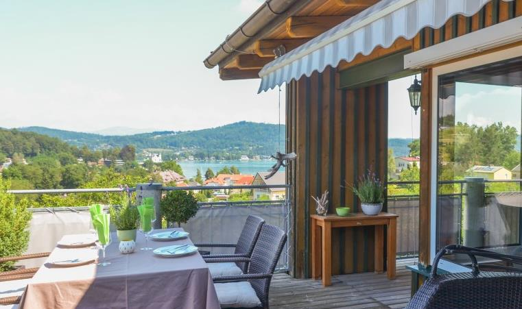 Penthouse for Sale in Velden am Worthersee, Carinthia