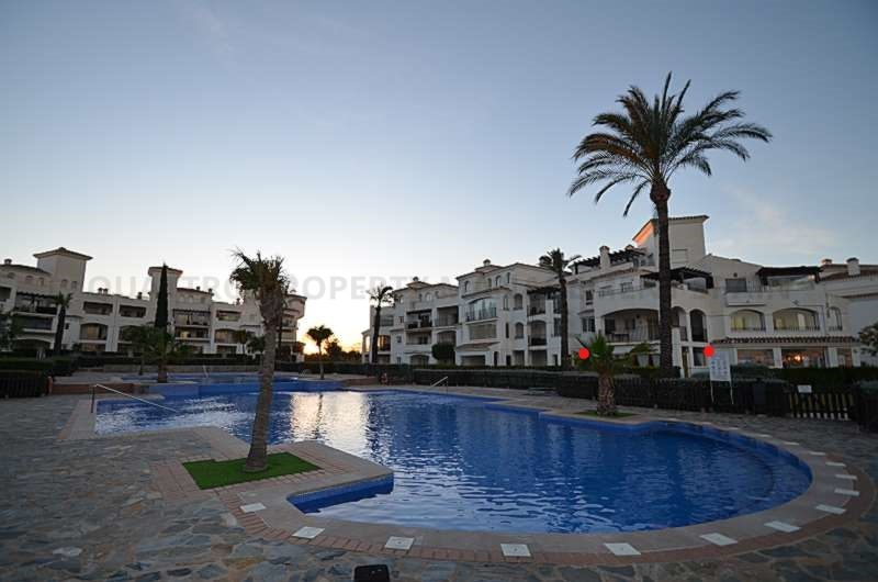 Apartment for Sale in Hacienda Riquelme Golf Resort