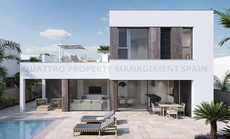 Villa for Sale in Torre de la Horadada, Valencia, Spain