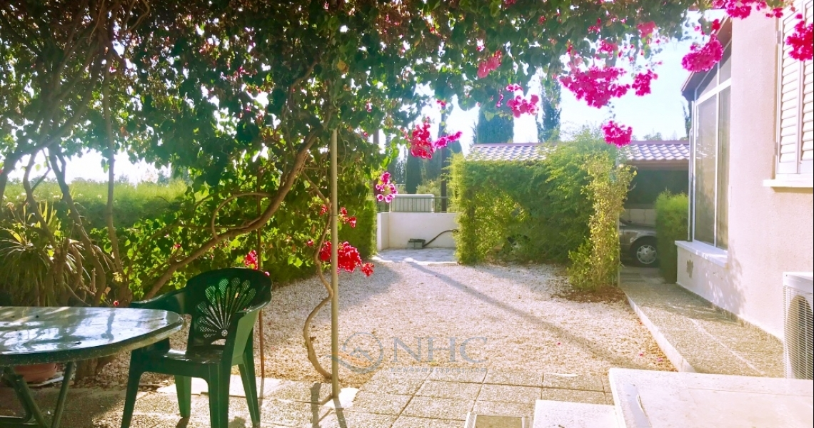 Bungalow for Sale in Konia, Paphos, Cyprus