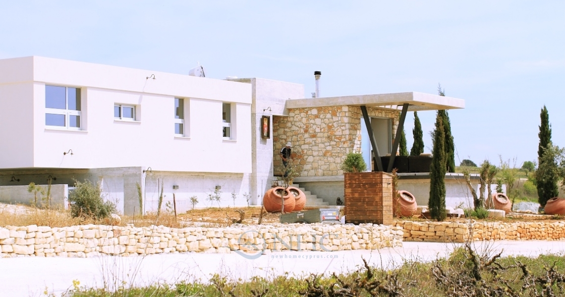 Bungalow for Sale in Kathikas, Paphos, Cyprus
