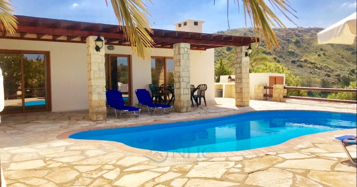 Bungalow for Sale in Coral Bay, Paphos, Cyprus