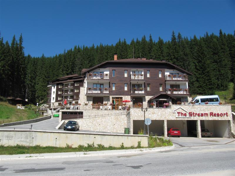 Flat for Sale in The Stream Resort Pamporovo