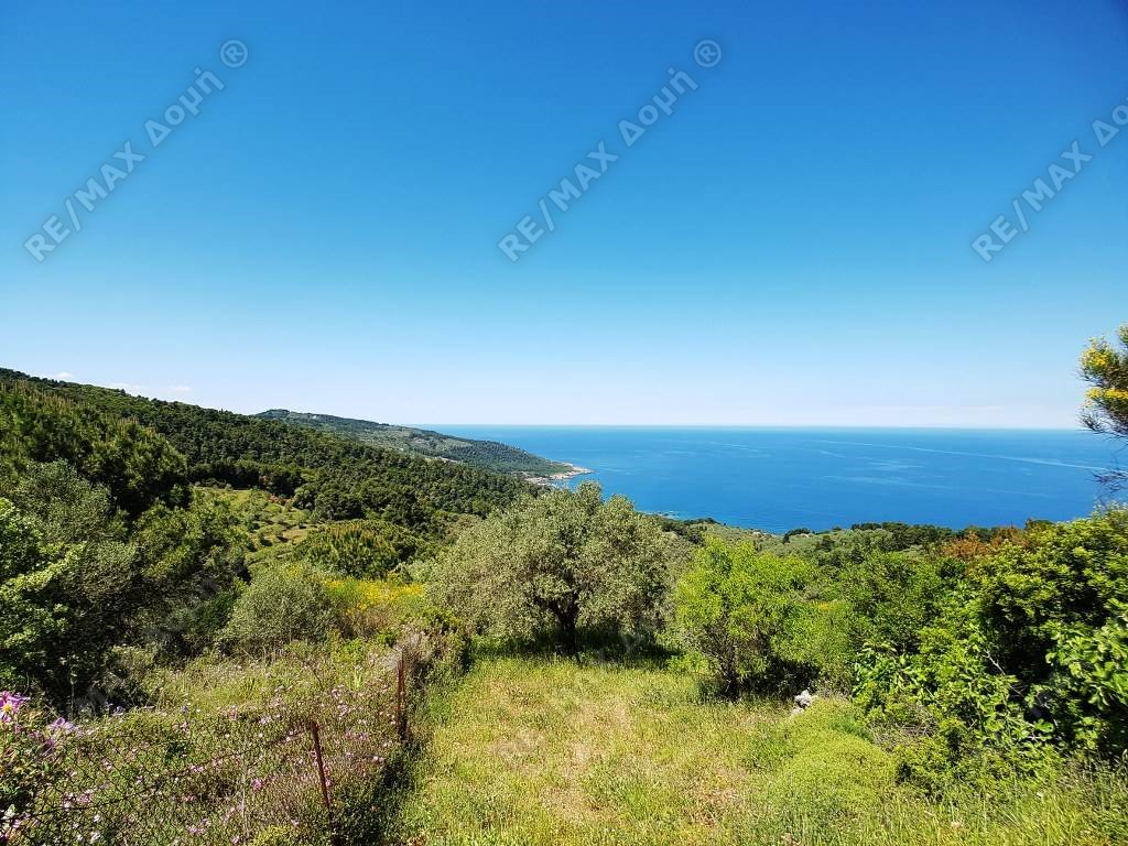 Land for Sale in Glossa, Sporades, Greece