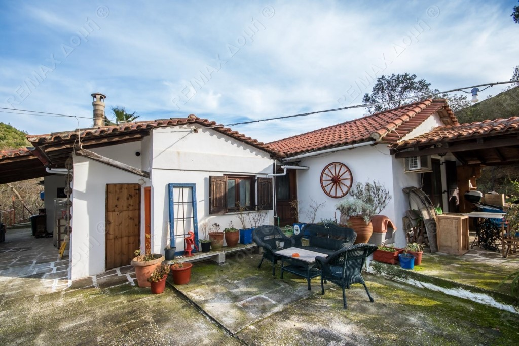 Detached for Sale in Troullos, Sporades, Greece