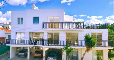 2 Bedroom Apartment for Sale in Chlorakas