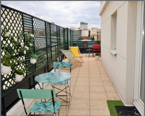 3 Bedroom Apartment for Sale in Colombes