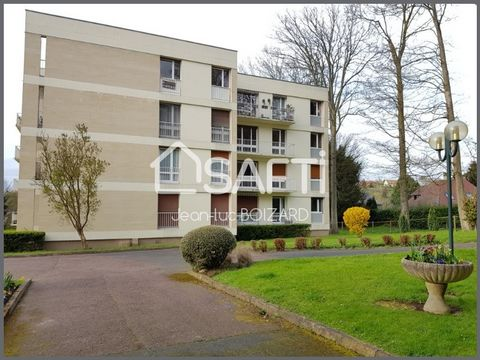 3 Bedroom Apartment for Sale in Lisieux