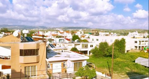 3 Bedroom Apartment for Sale in Pano Paphos
