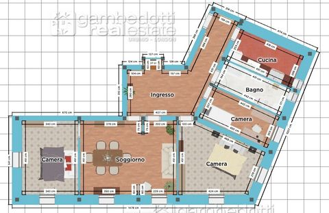 2 Bedroom Apartment for Sale in Roma