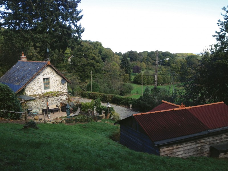 House for Sale in Creuse, France