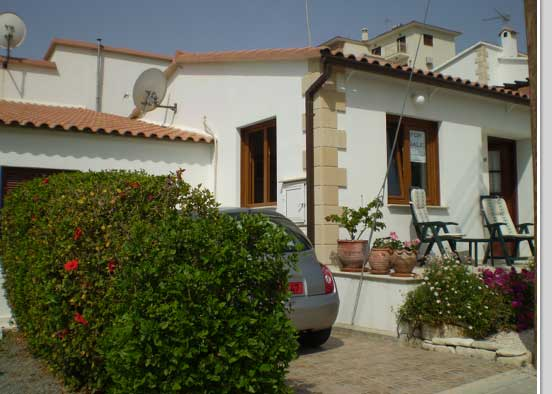 Villa for Sale in Psematismenos, Cyprus