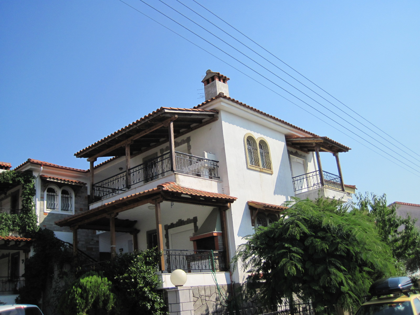 Apartment for Sale in Skala Fourkas, Greece