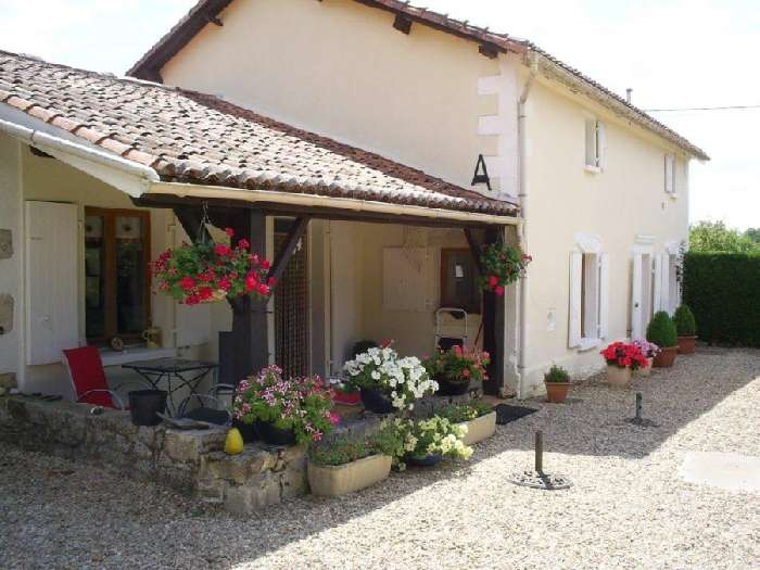 House for Sale in Les Forges, France
