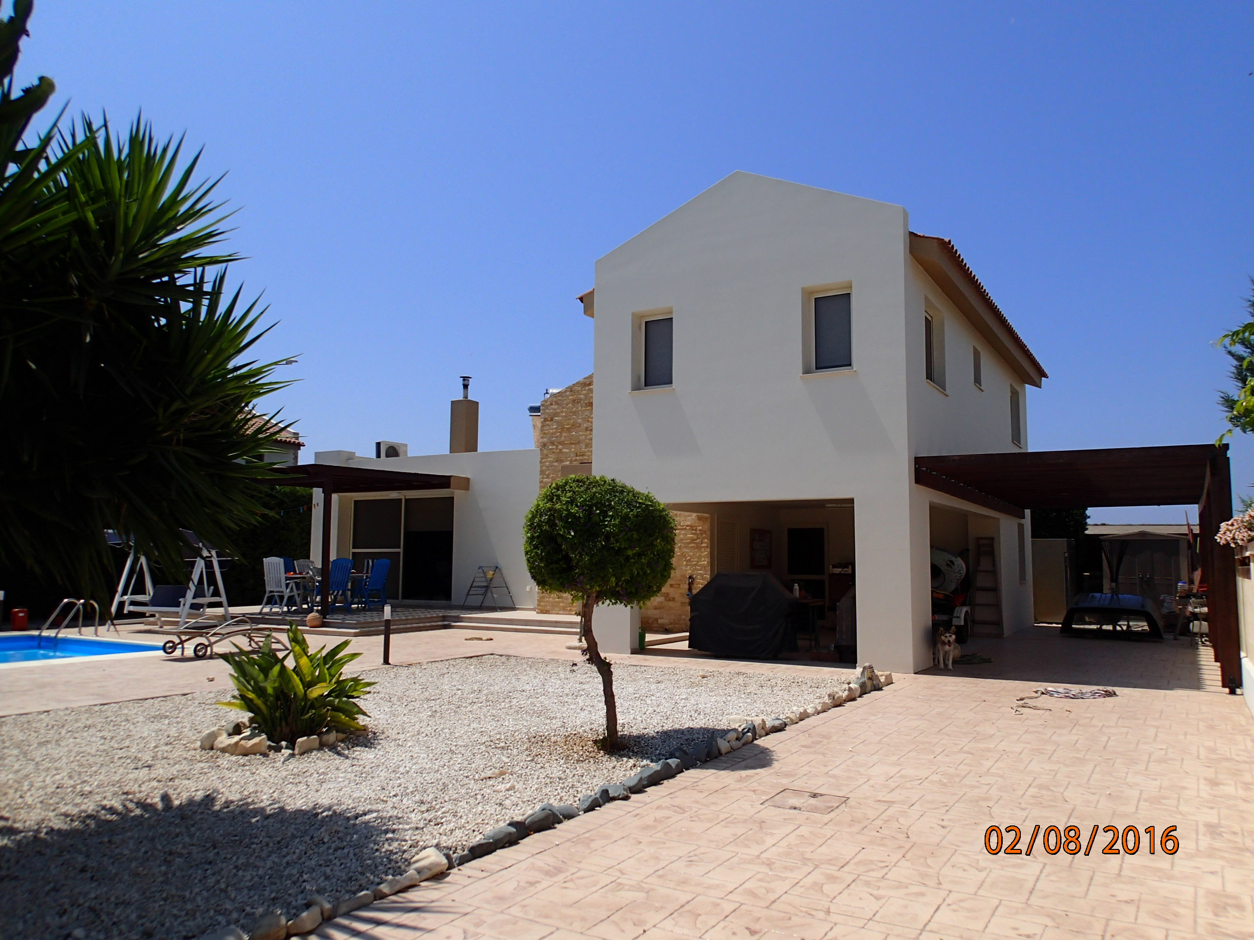 Villa for Sale in Pervolia, Cyprus