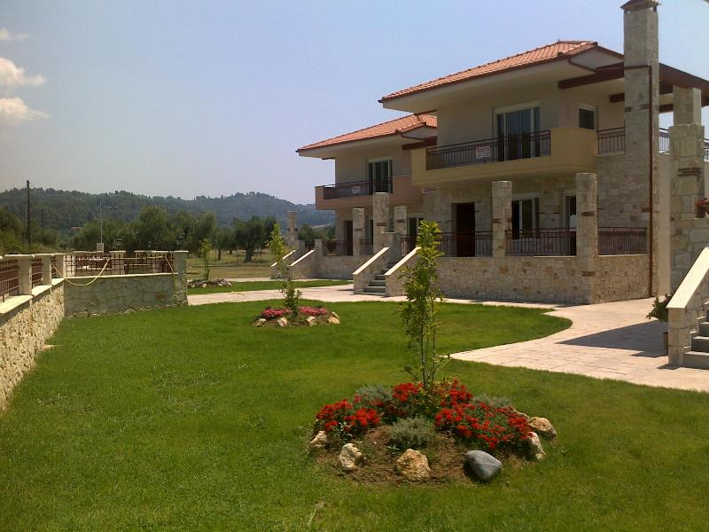 Villa for Sale in Fourka, Greece