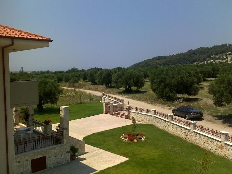 Land for Sale in Fourka, Greece