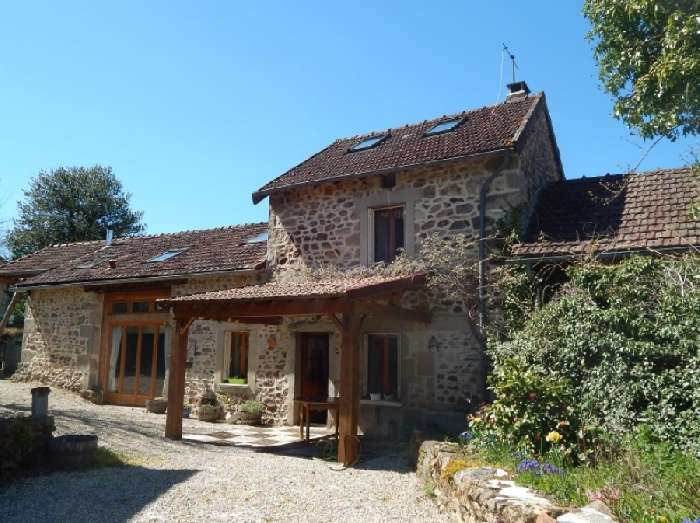 House for Sale in Bourganeuf, France