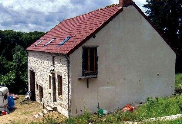 House for Sale in Aigurande, France