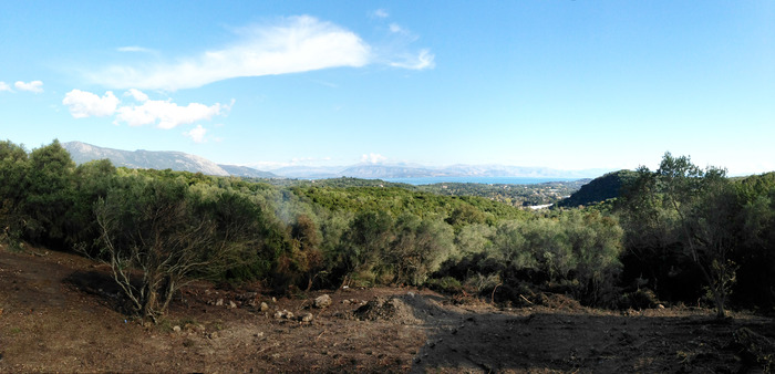 Land for Sale in Corfu