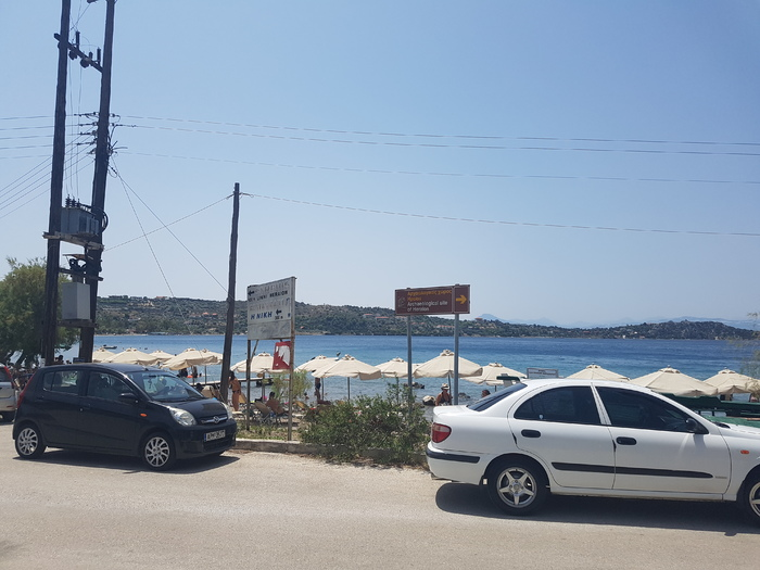 Land for Sale in Loutrakion, Greece