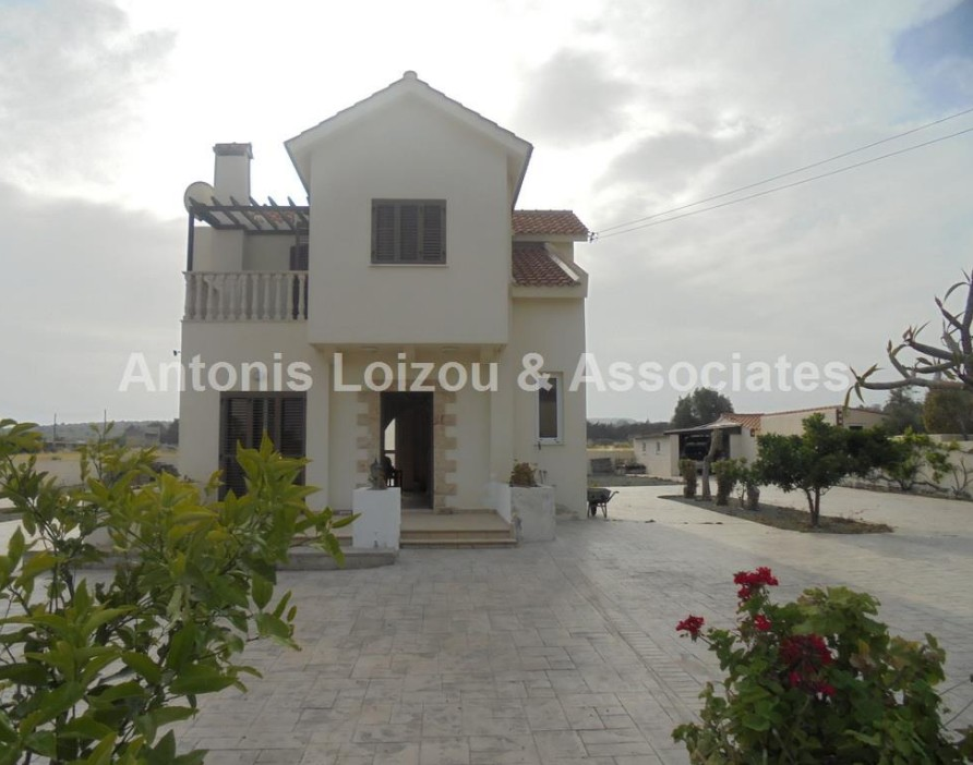 Villa for Sale in Ayia Napa, Cyprus