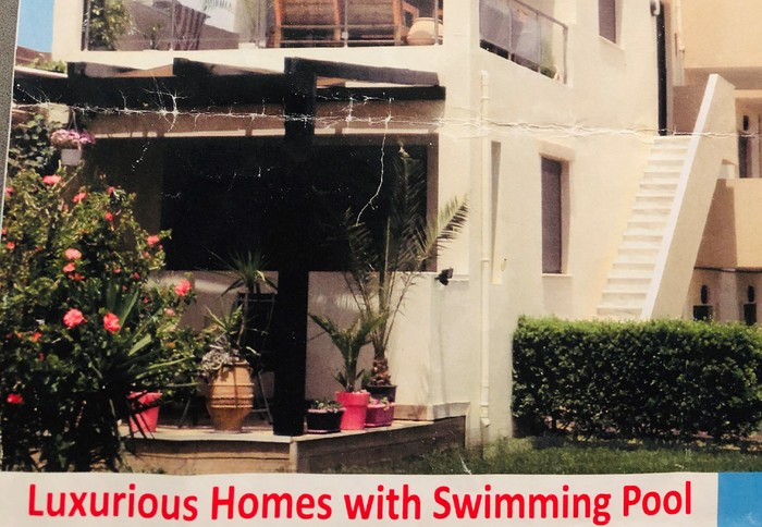 Apartment for Sale in Analipsi, Greece