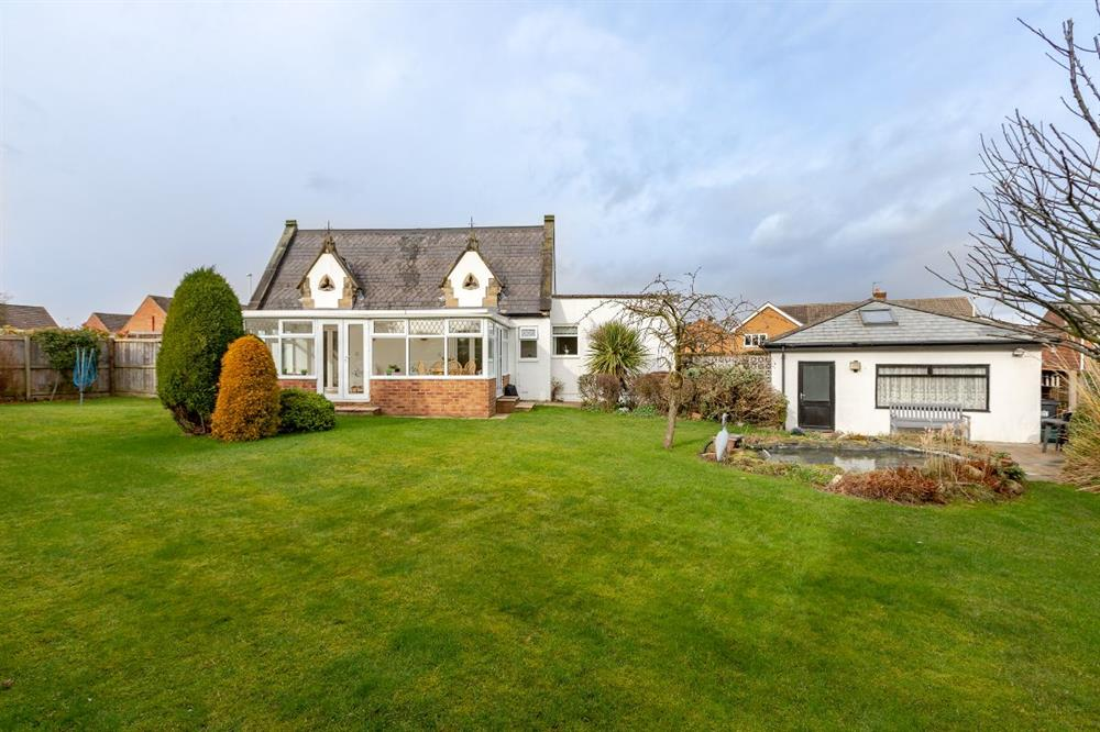 Detached House for Sale in Nunnery Lane, , United Kingdom