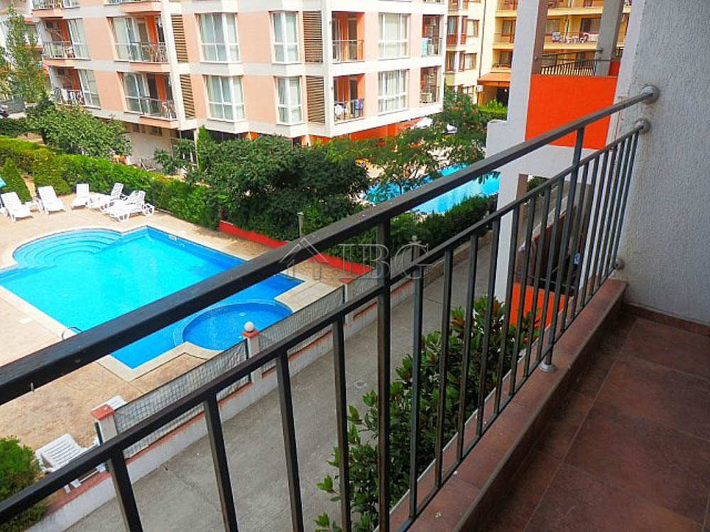 Pool vIew furnIshed 2-bedroom apartment In AbelIa ResIdence, Sunny Beach