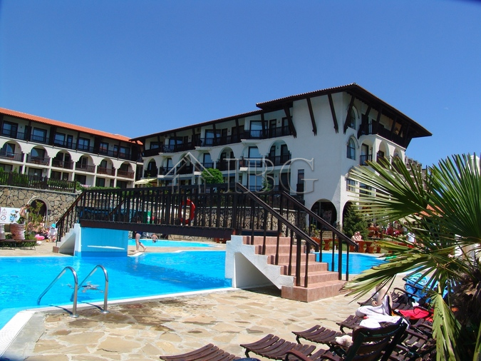 SpacIous apartment wIth 3 bedrooms and 2 bathrooms In The WatermIll complex, SaInt Vlas