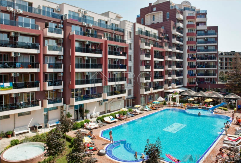 FurnIshed 1 Bedroom apartment In AdmIral Plaza ****, Sunny Beach
