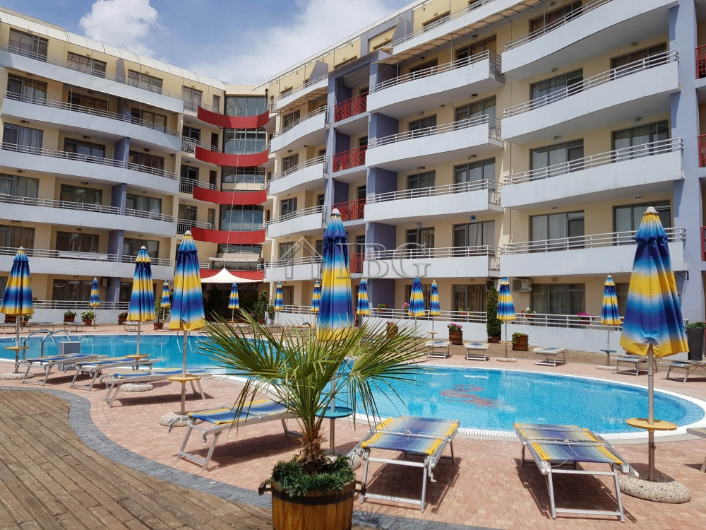 SpacIous STUDIO for sale In Central Plaza, Sunny Beach