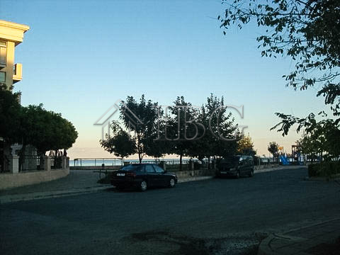 PanoramIc plot of land In the modern part of PomorIe 150 m. from the Sea!