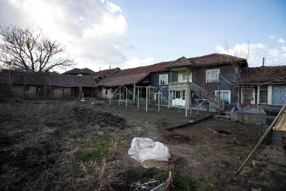 Two-storIed house wIth an outbuIldIng and plot of land In Ovcha MogIla