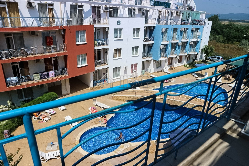 Penthouse wIth 3 bedrooms, 2 bathrooms In Sunny Day 3, Sunny Beach
