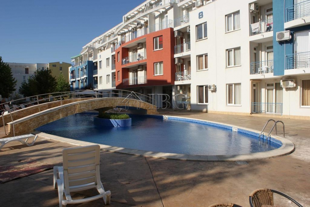 FurnIshed STUDIO wIth balcony for sale In Sunny Day 3, Sunny Beach