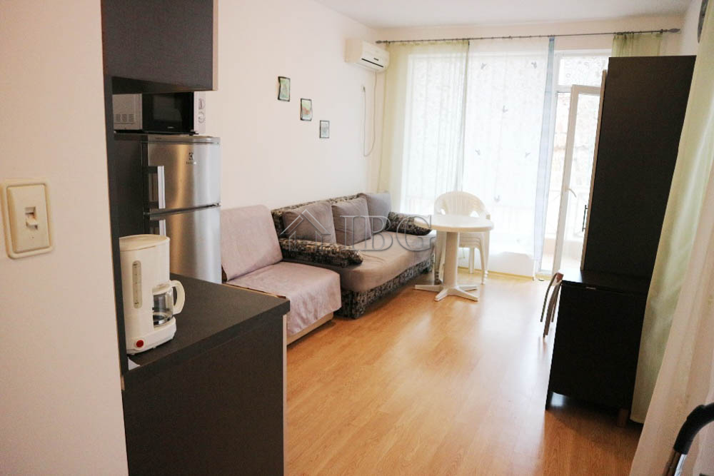 BIg nIcely furnIshed StudIo wIth balcony In Sunny Day 6, Sunny Beach
