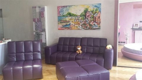 Bedroom Apartment for Sale in Turin